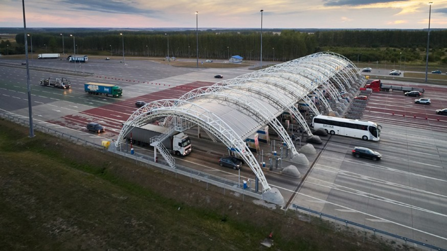 На М-4 не будет «тульских горок»: реконструкцию на платной трассе «Дон» завершат в 2021 году