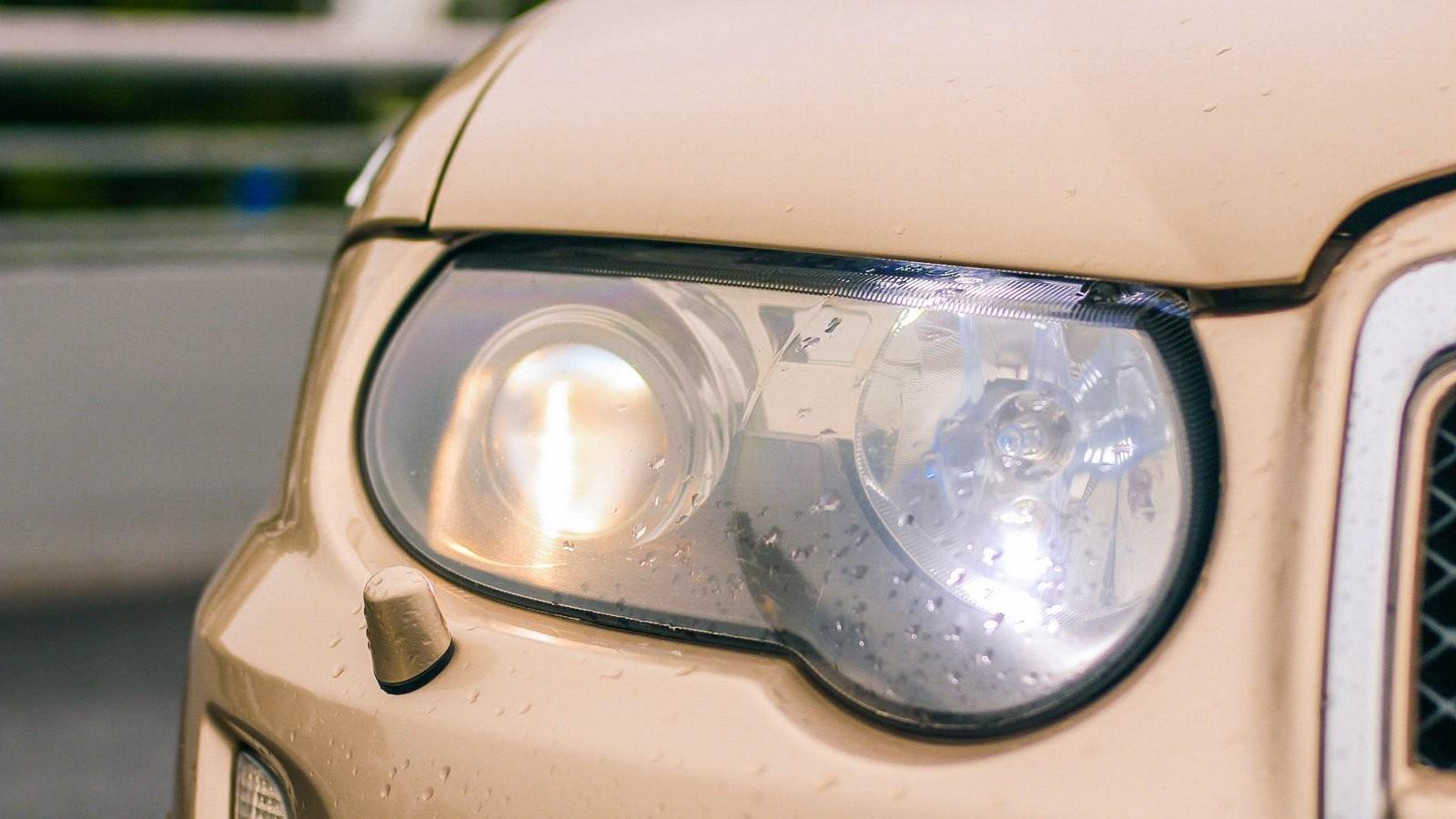 Rover 75 фара