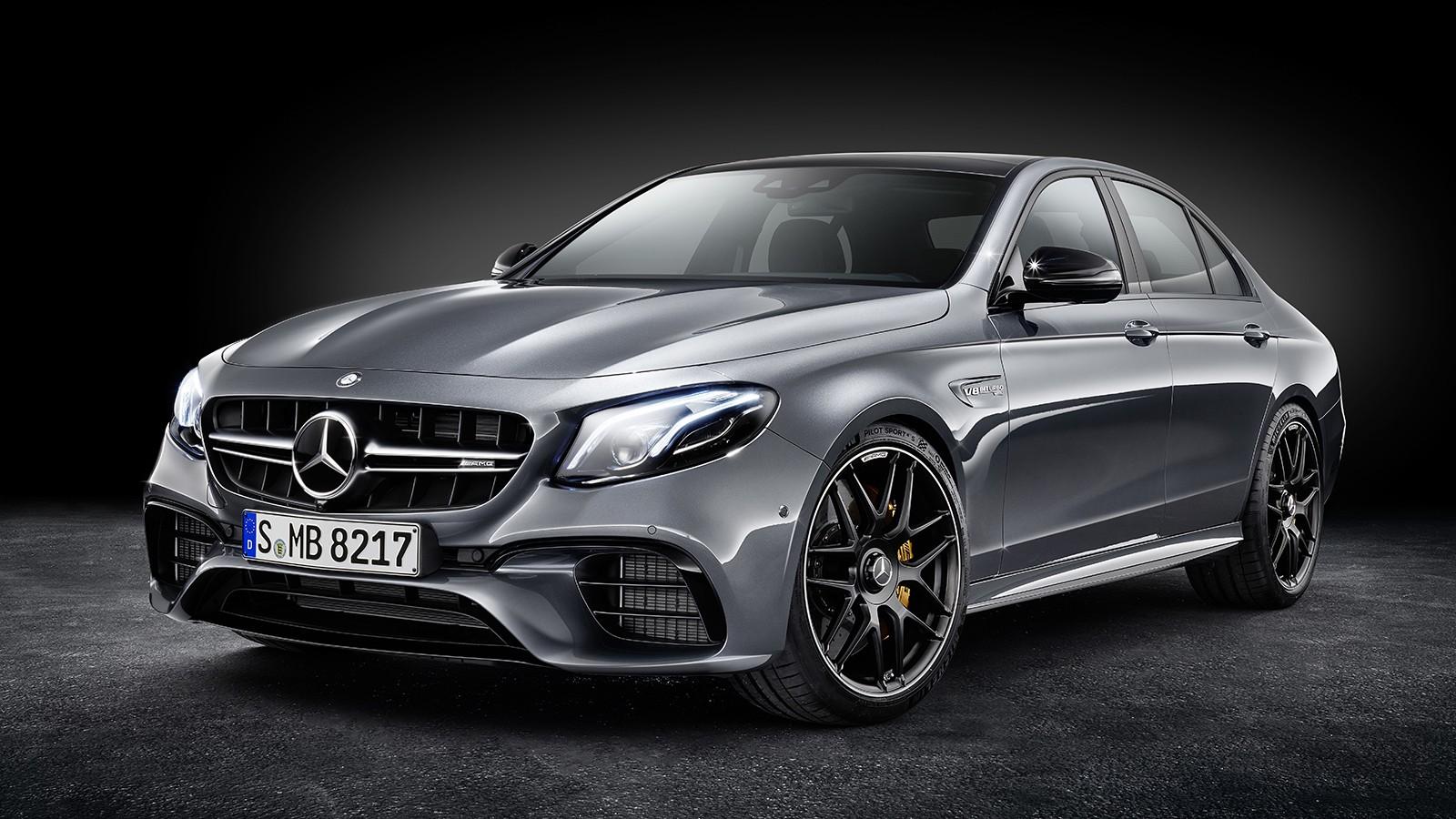 На фото: Mercedes-AMG E 63 S 4Matic