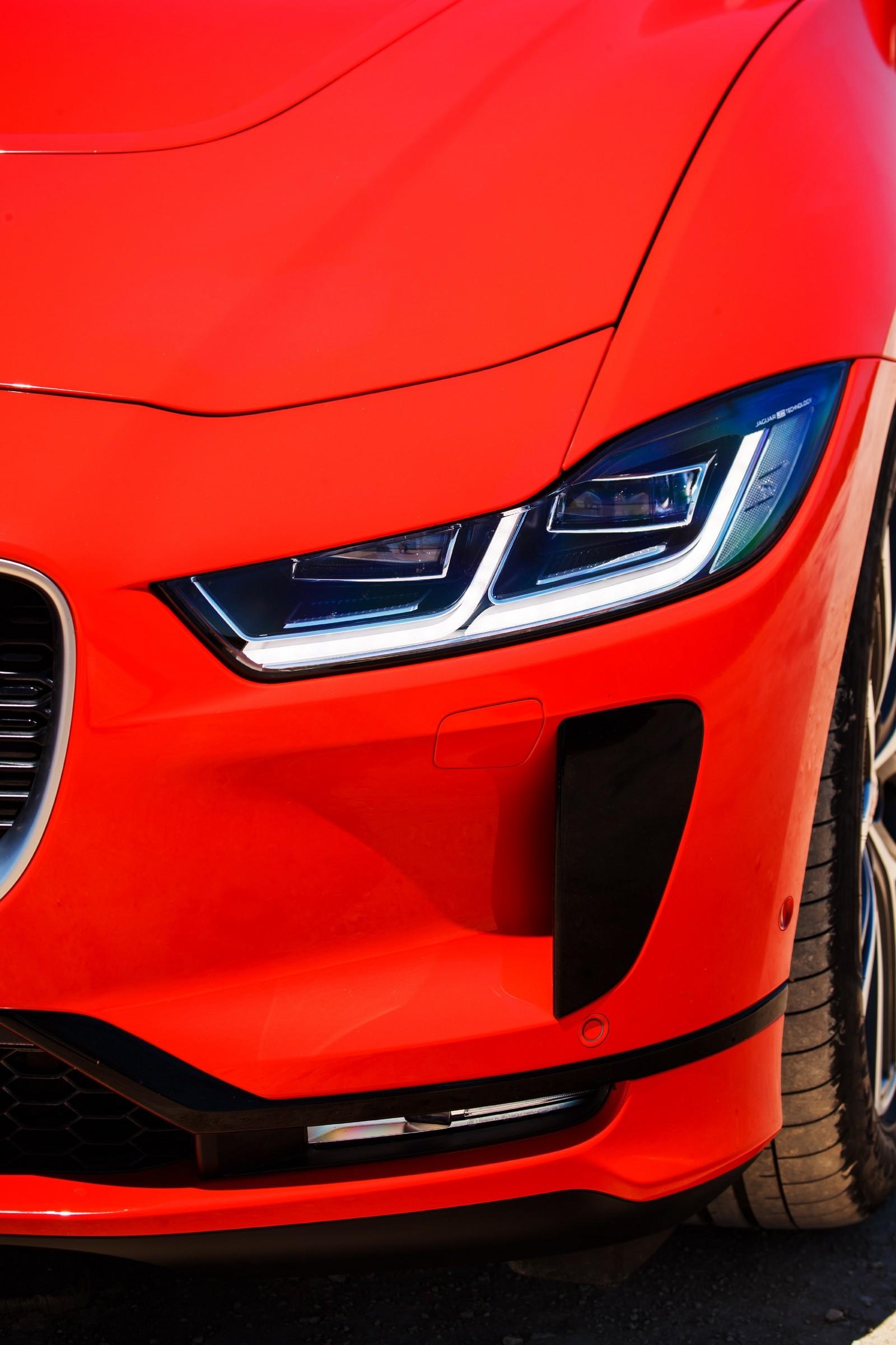 Jaguar I-PACE фара