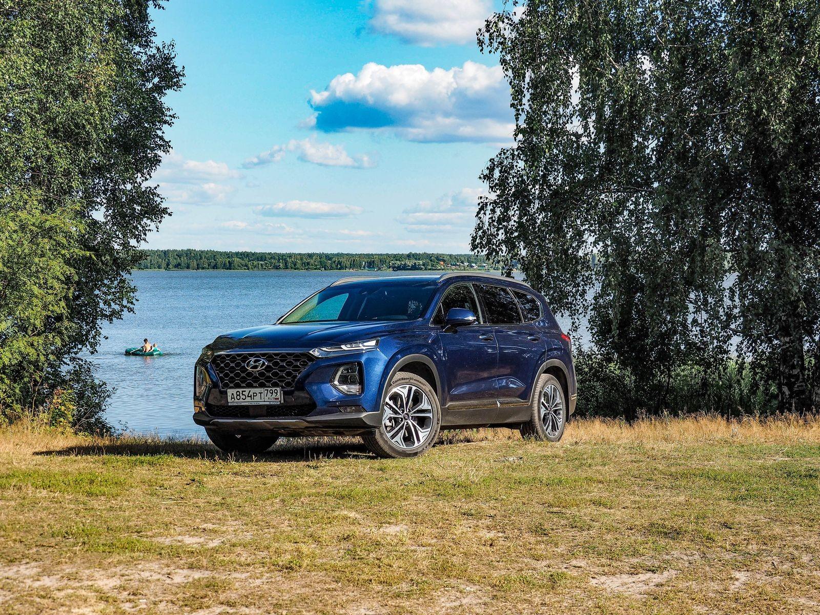 По дороге мануфактур и ремесел: путешествие на Hyundai Santa Fe