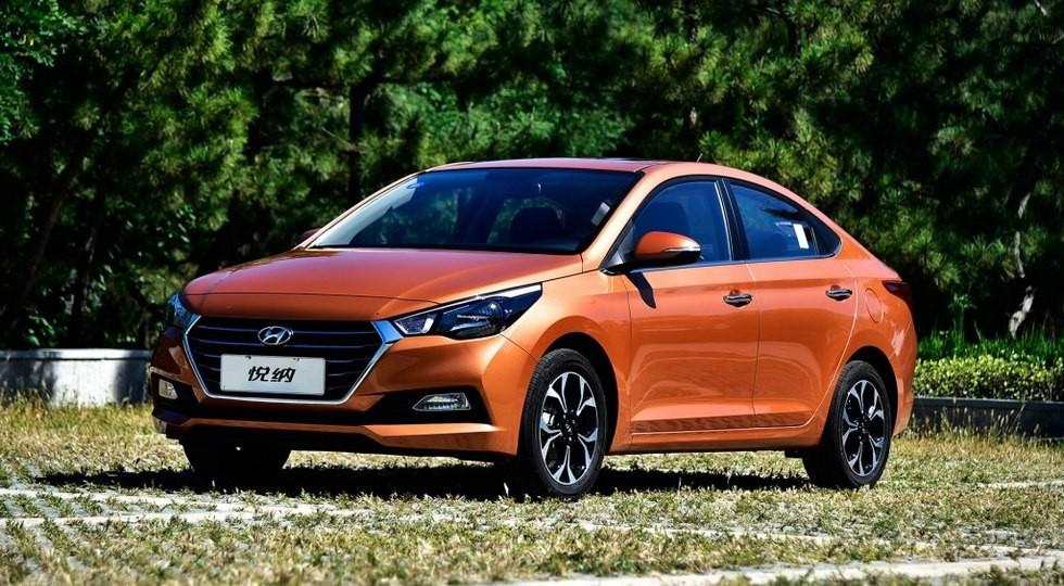 Hyundai Verna/Solaris