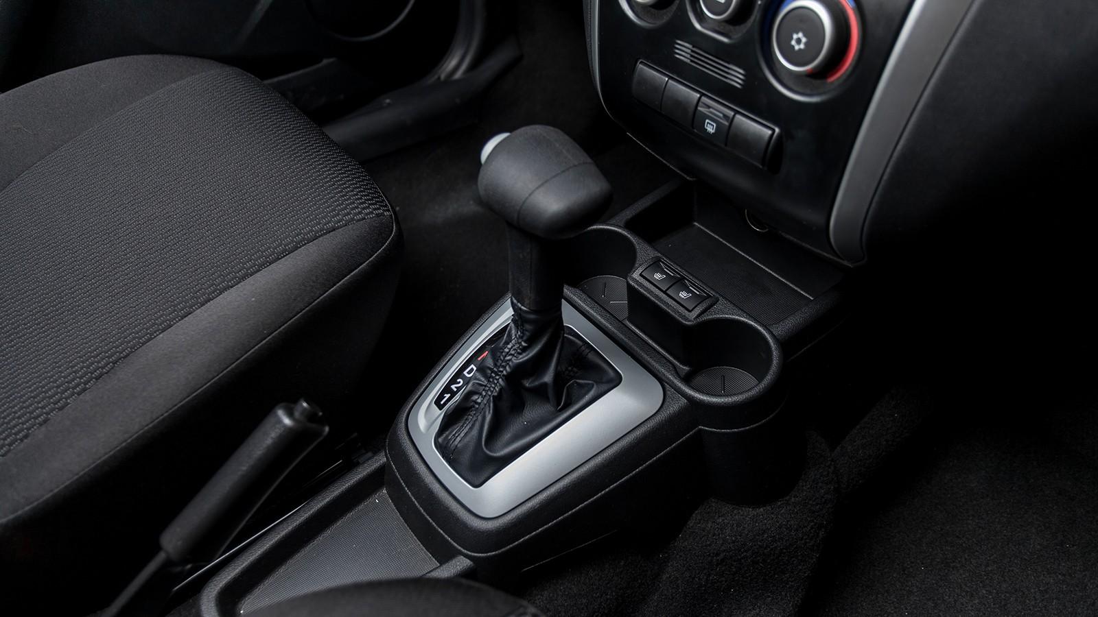 Салон Datsun mi-DO с АКПП