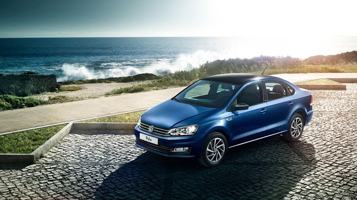 Для нового Volkswagen Polo Life доступен эксклюзивный цвет Reef Blue