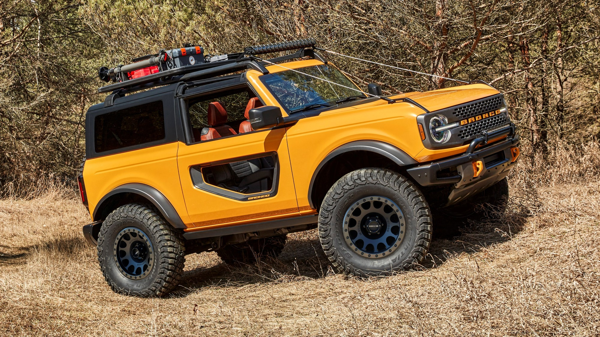 Vanderhall Navarro: электрический конкурент нового Ford Bronco