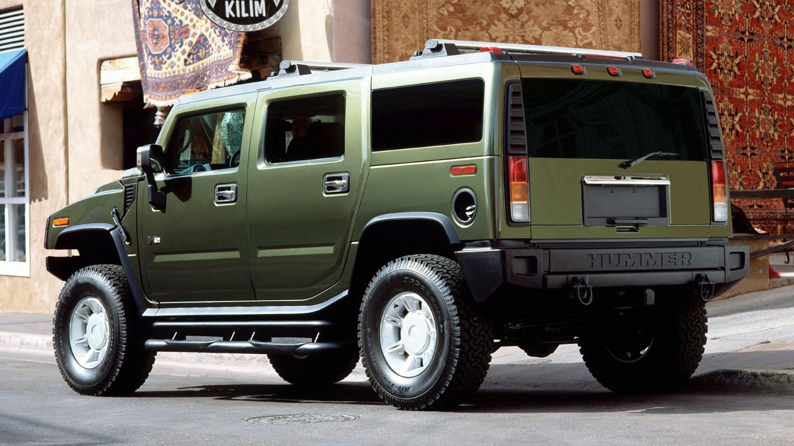 6Hummer H2 '2002–07