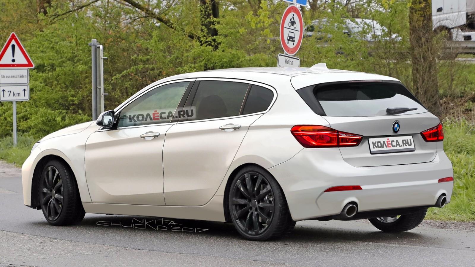 BMW 1er rear1
