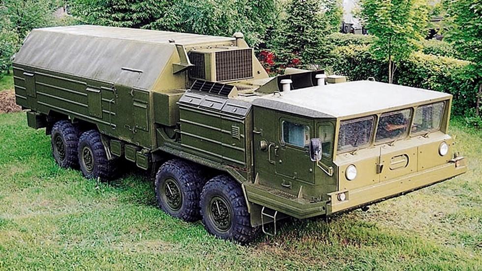 БАЗ-6950 с обитаемым герметизированным кузовом СКН-6950 «Родинка»