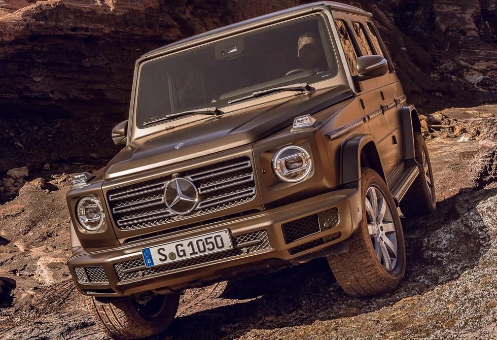 Mercedes-Benz G 500 2018