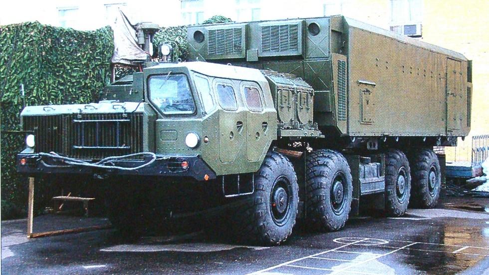 Командный пункт 49Л6 автоматизированной системы 73Н6 «Байкал-1»