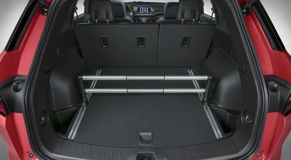 The 2019 Chevrolet Blazer offers a Chevrolet-first Cargo Managem