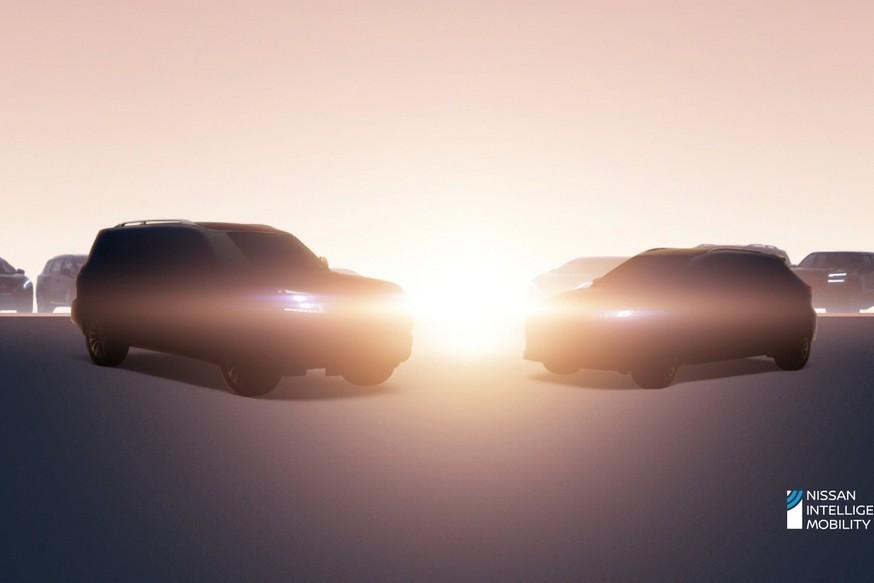 Nissan анонсировал ещё один Kicks-2021, а вместе с кроссом «вылез» и другой обновлённый Patrol
