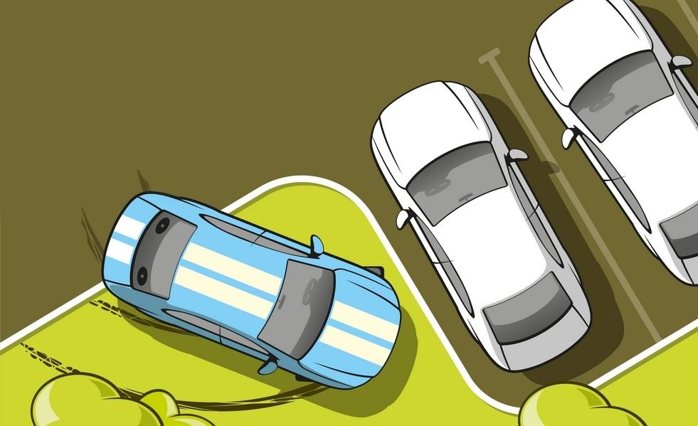 Куда звонить если авто припаркован на тротуаре