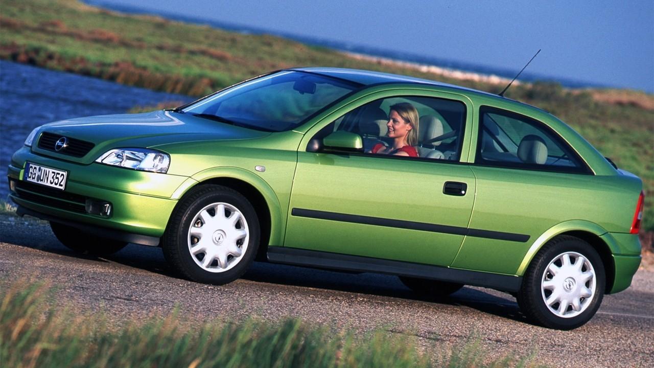 Opel Astra 3-door '1998–2004