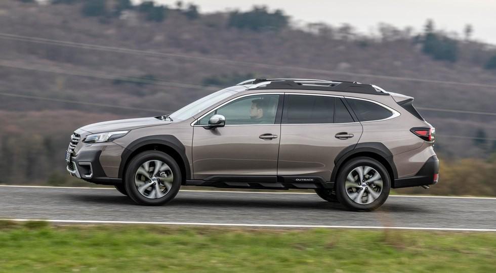 Новый Subaru Outback стартует в РФ в июле: марка интригует, но о модели уже почти всё известно