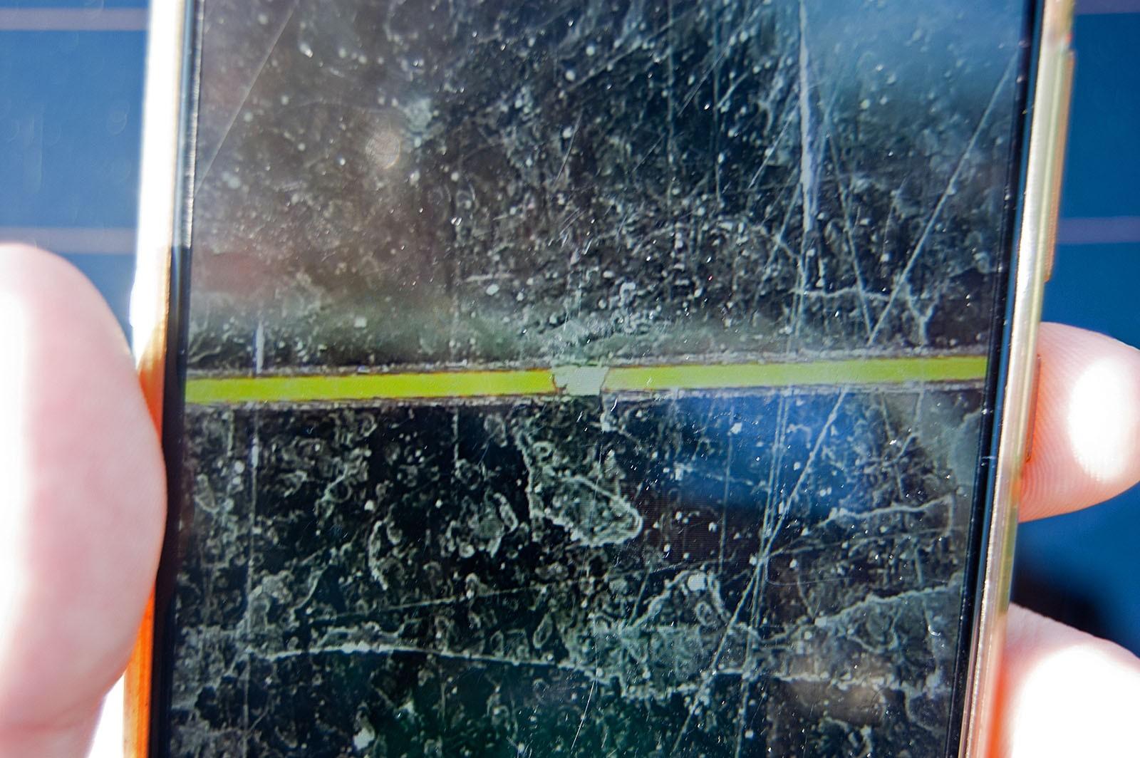Взгляд назад: ищем и ликвидируем обрыв нити обогрева стекла