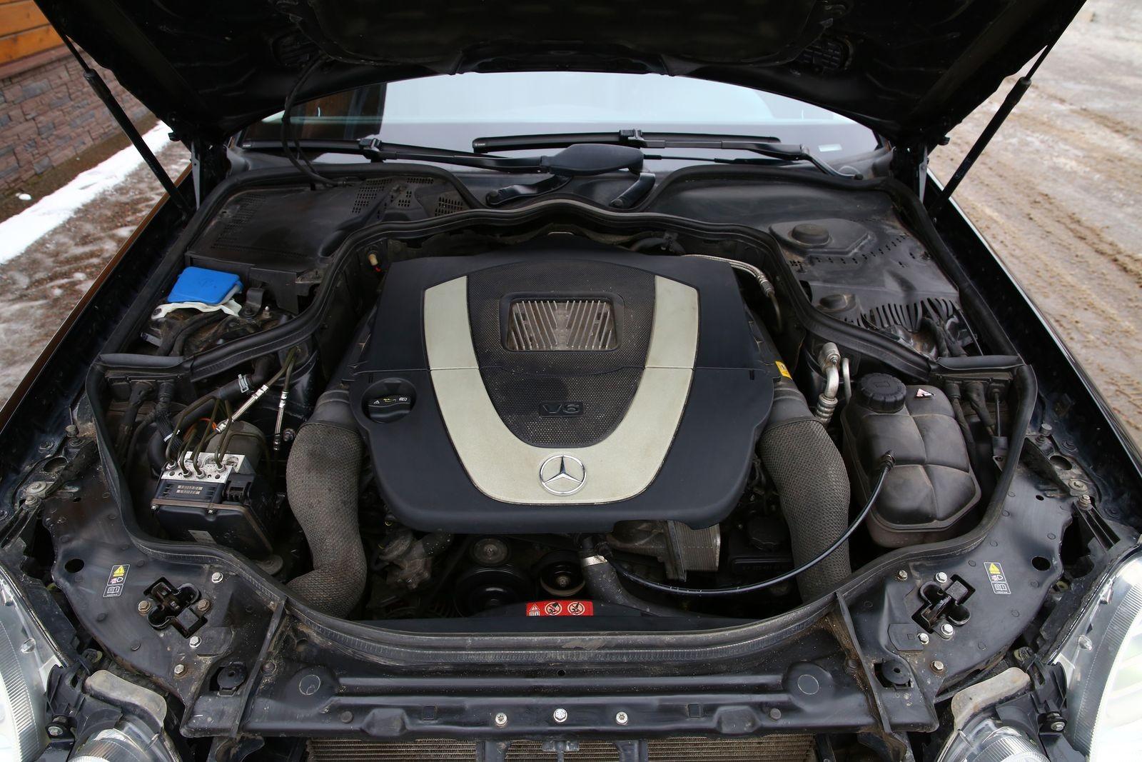 С Лады Весты на Е-класс: опыт владения Mercedes W211