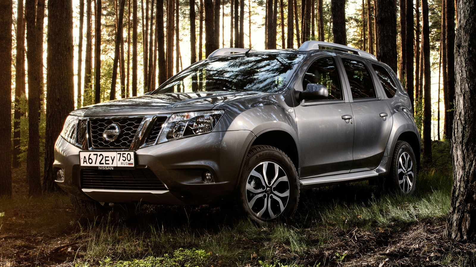 На фото: Nissan Terrano