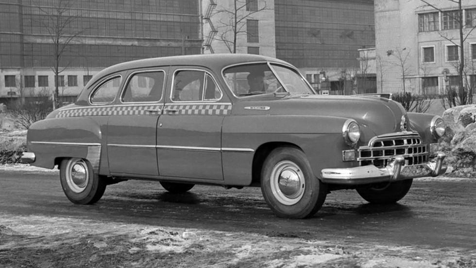 ГАЗ-12А ЗиМ Такси '1952–59