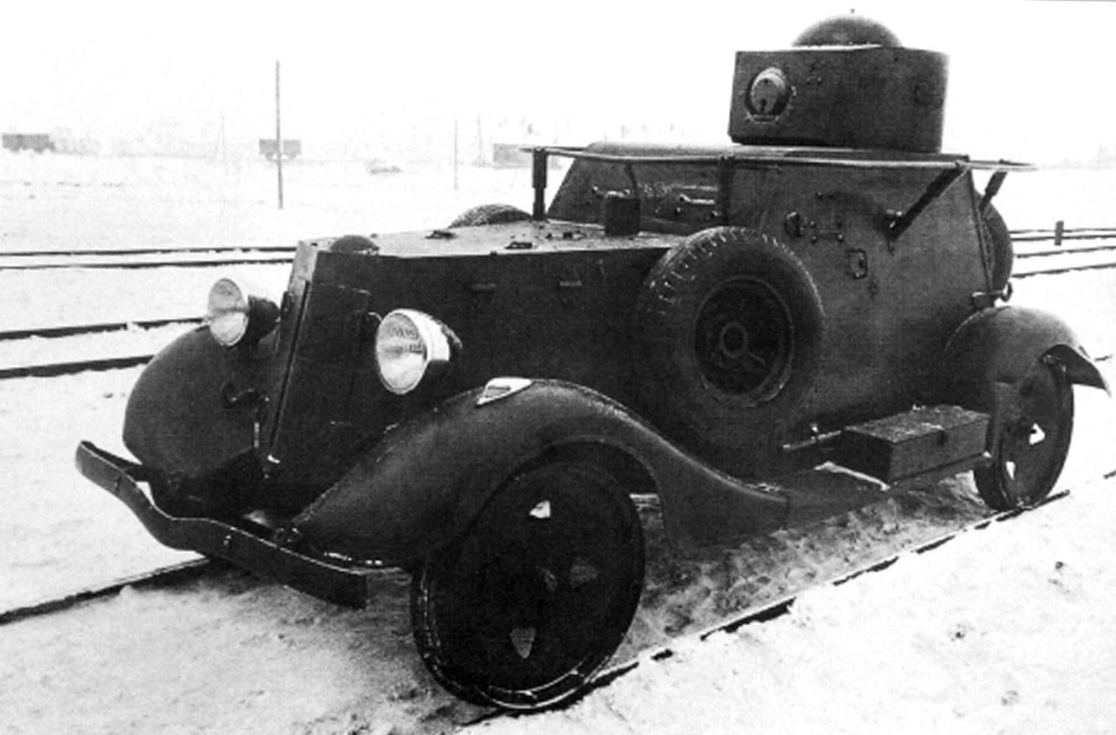 армейские легковушки СССР 22