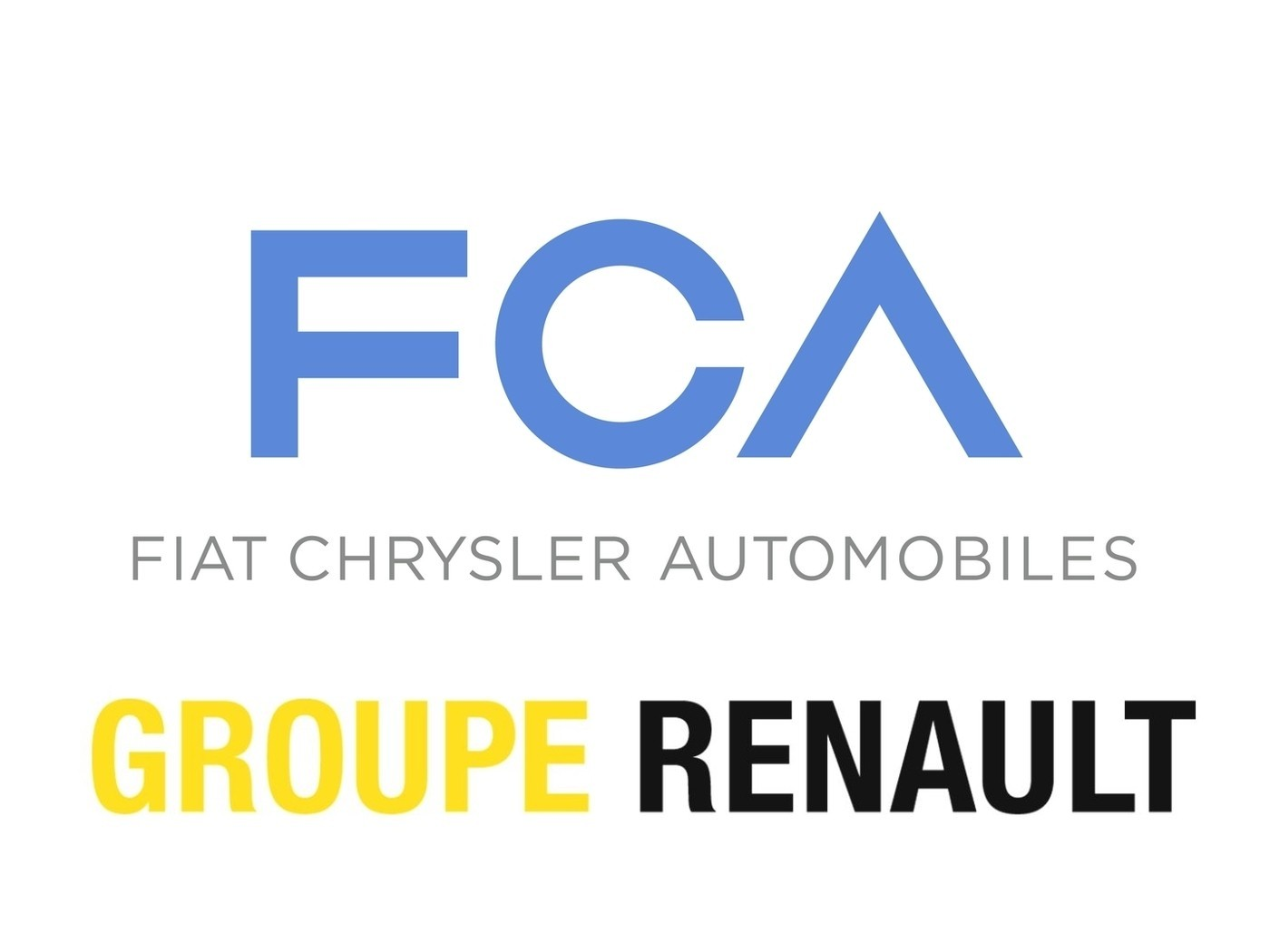 Фиат Chrysler объявил оготовности слияния с Рено - The Financial Times