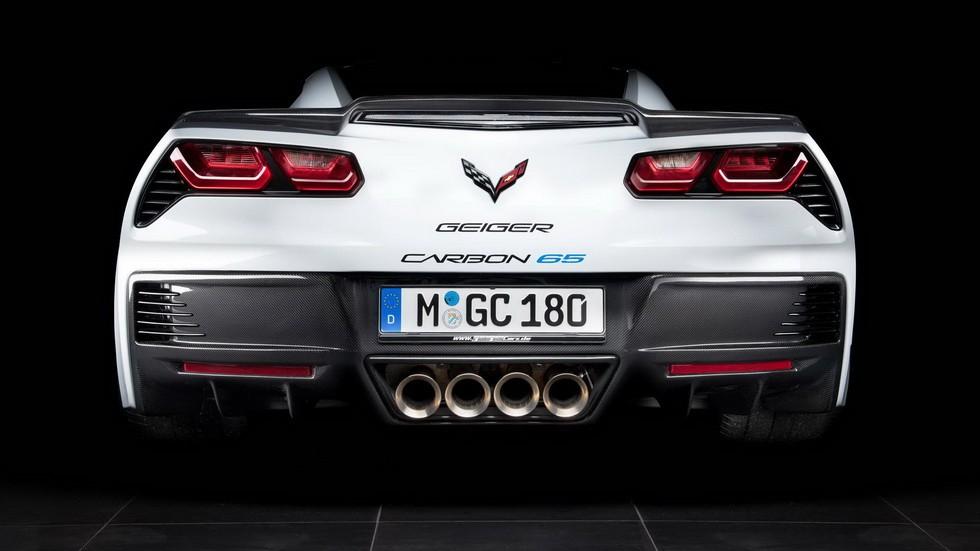 Chevrolet Corvette Z06 Carbon 65 Edition