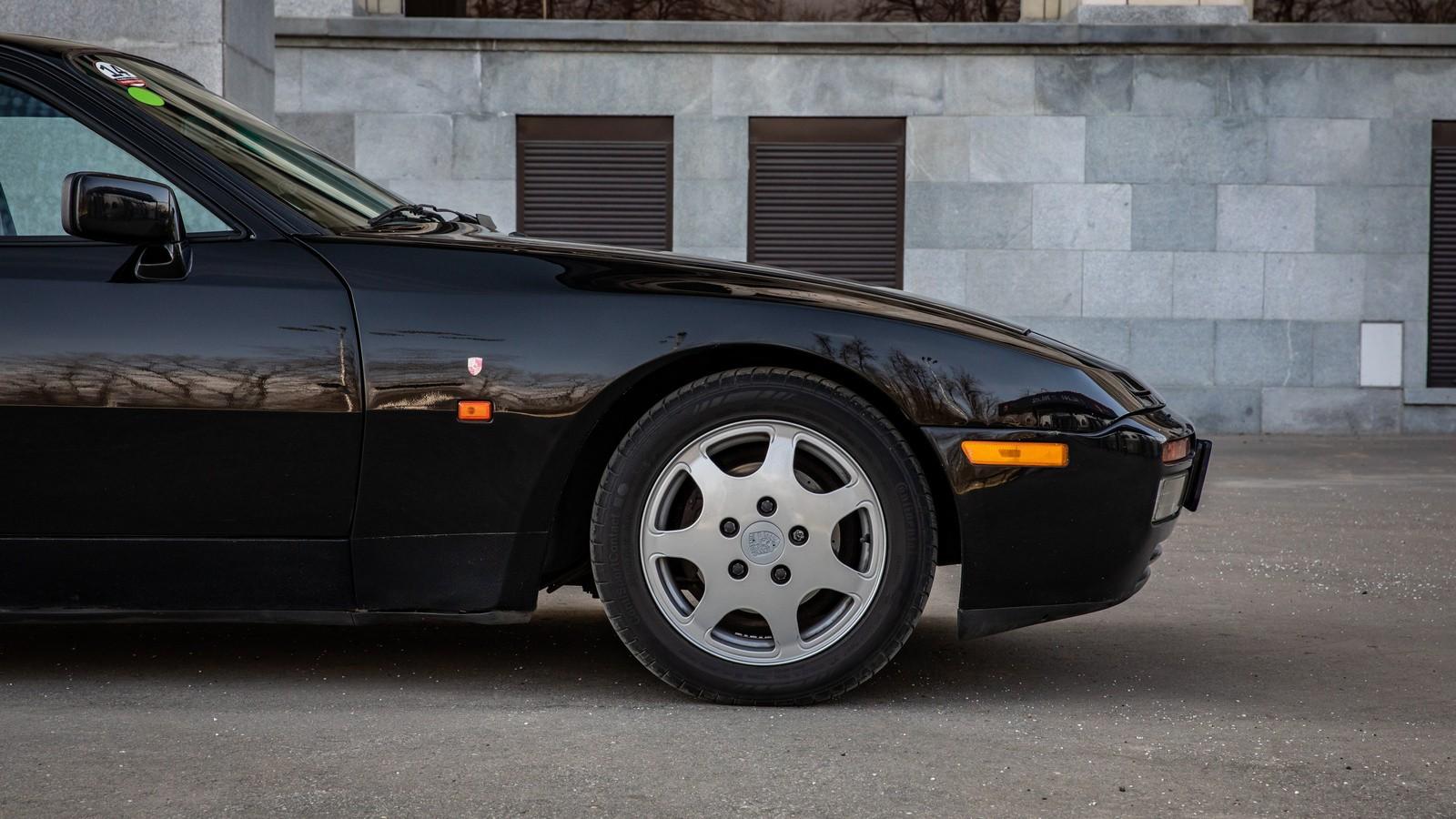 Мотор спереди, коробка сзади: опыт владения Porsche 944