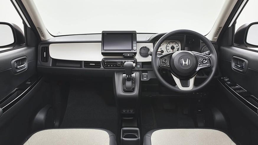 Кей-кар в стиле ретро: Honda рассекретила N-One второго поколения