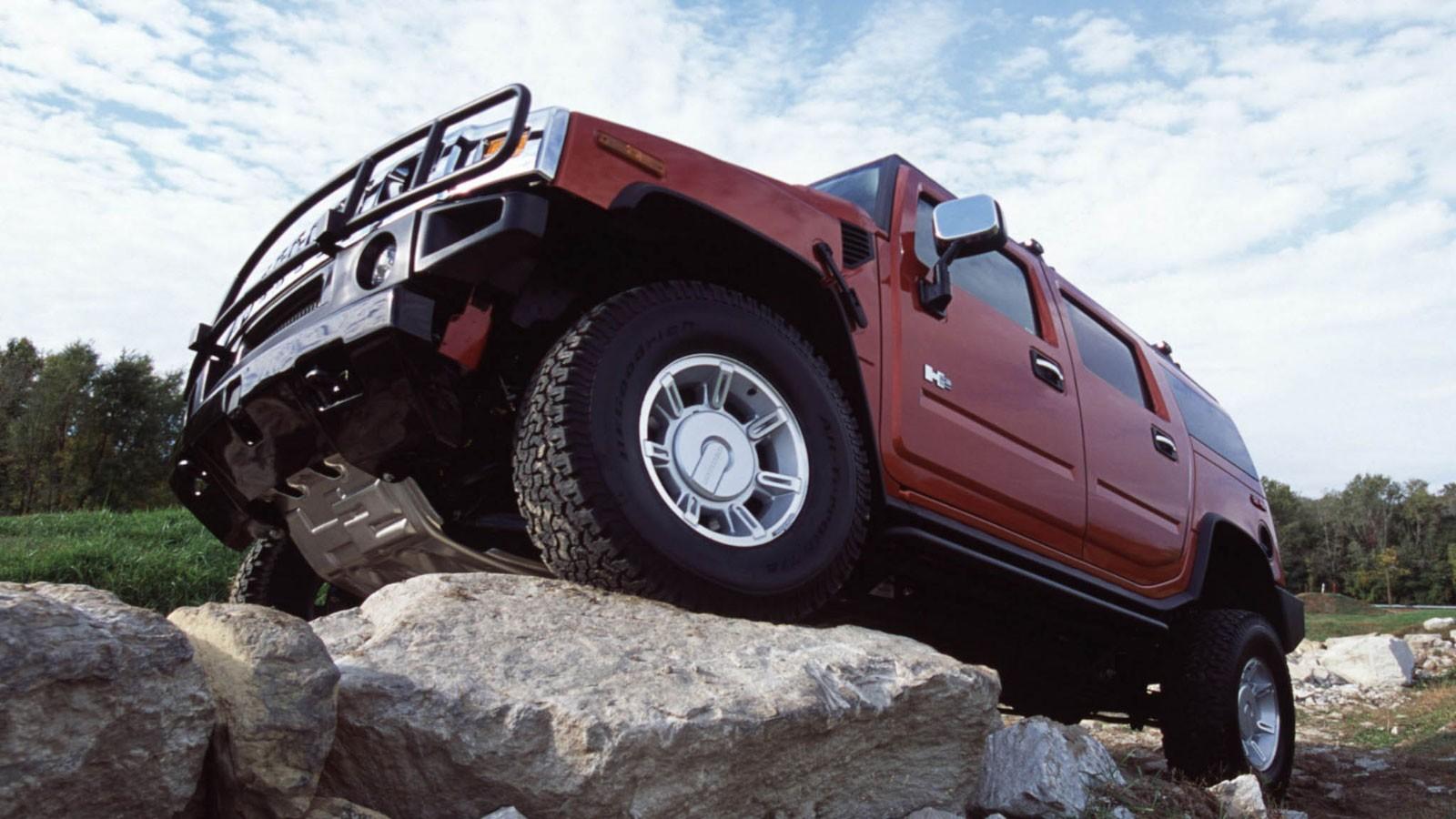 Hummer H2 '2002–09