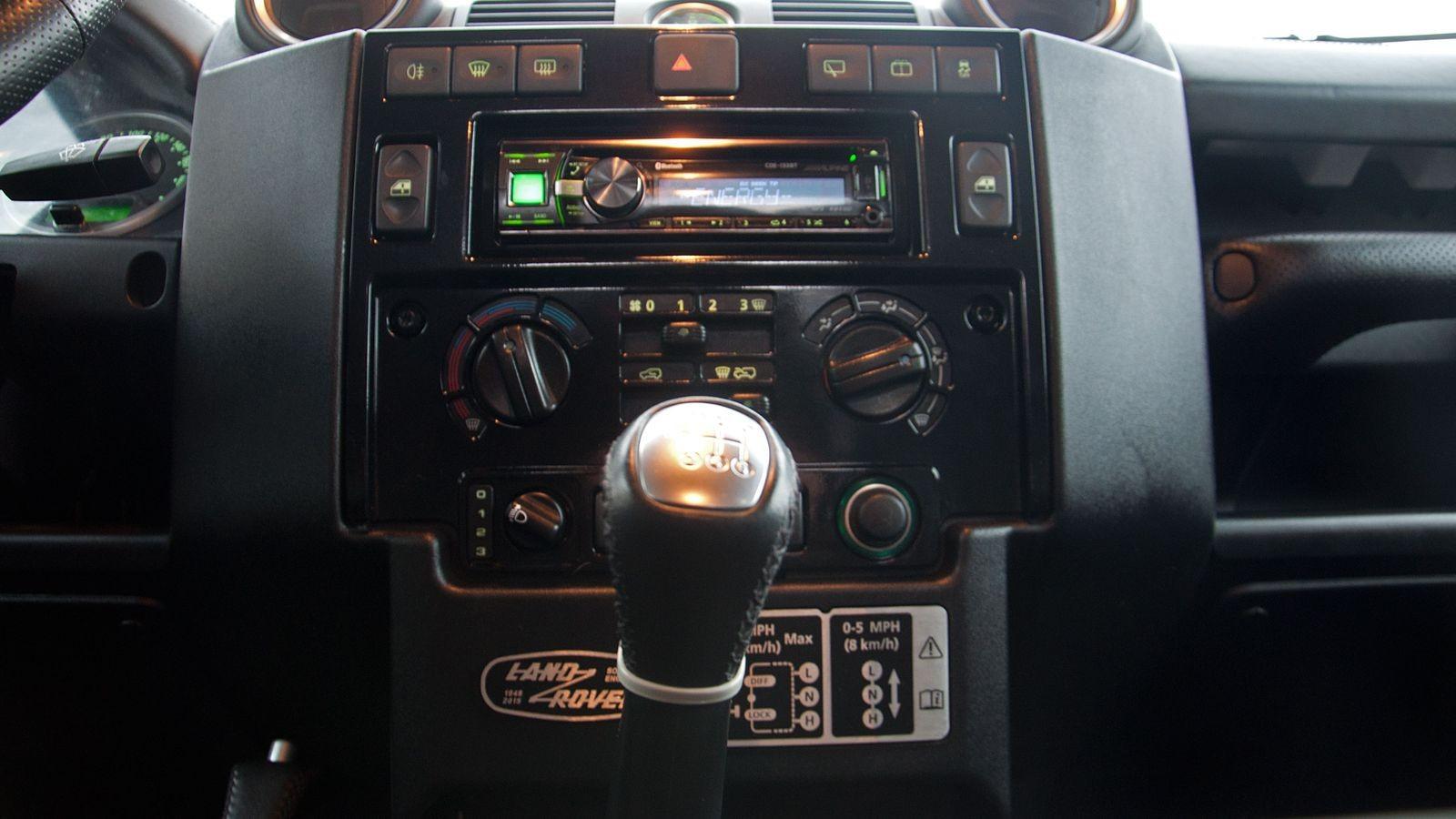 Теперь точно последний: опыт владения лимитированным Land Rover Defender Adventure