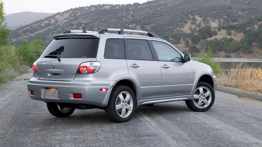 Mitsubishi Outlander '2004–06