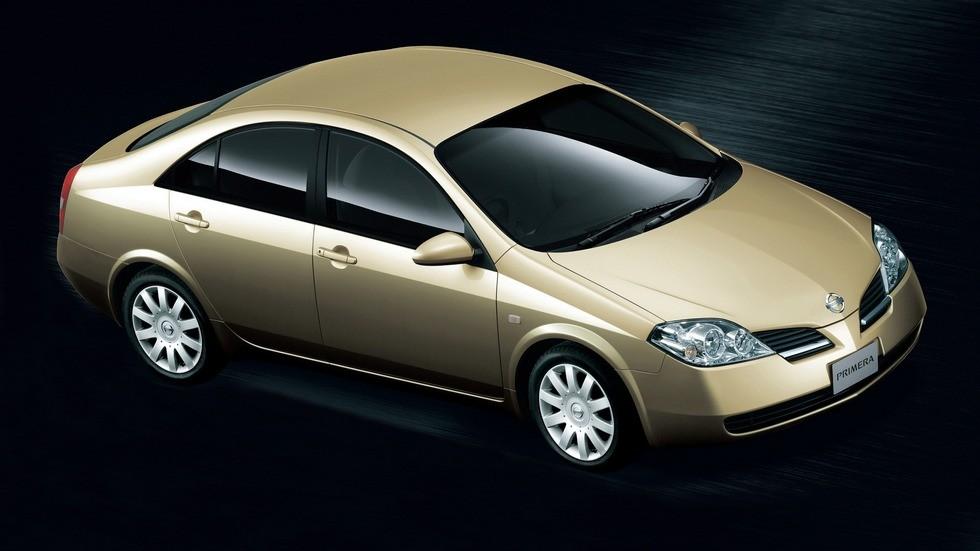 Nissan Primera Sedan JP-spec (P12) '01.2001–07.2003