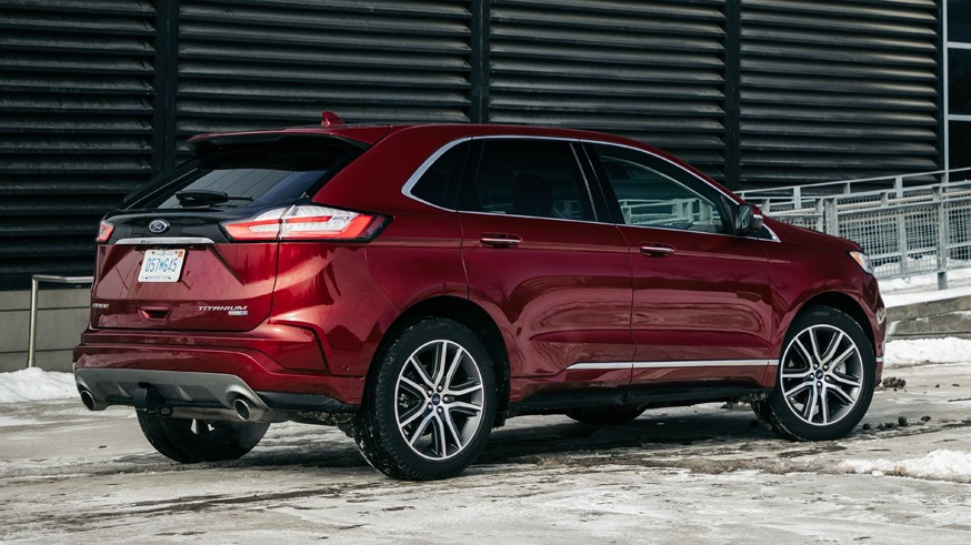 По следам Bronco Sport: у Ford Edge будет только полный привод