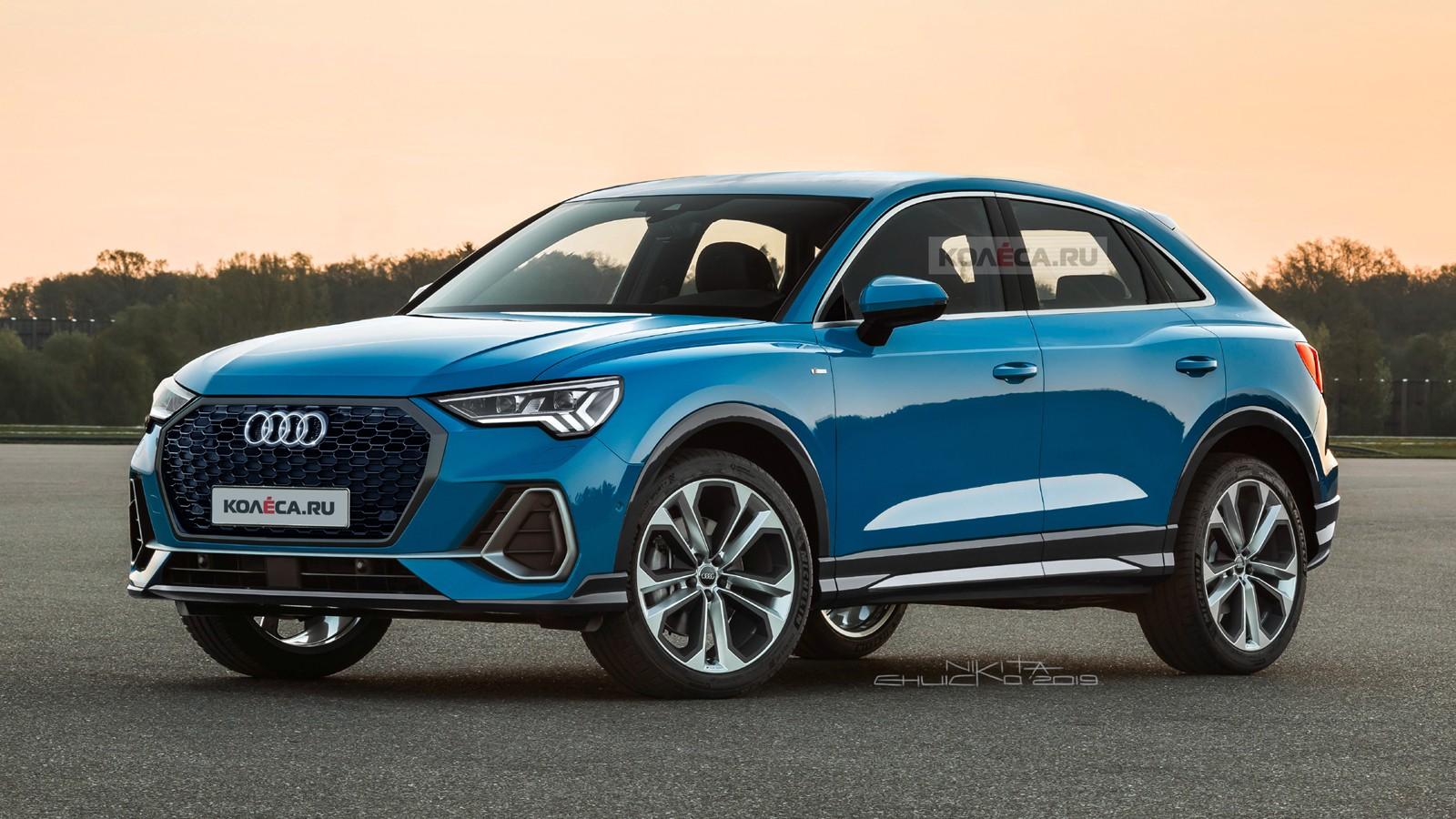 Audi Q4 front1