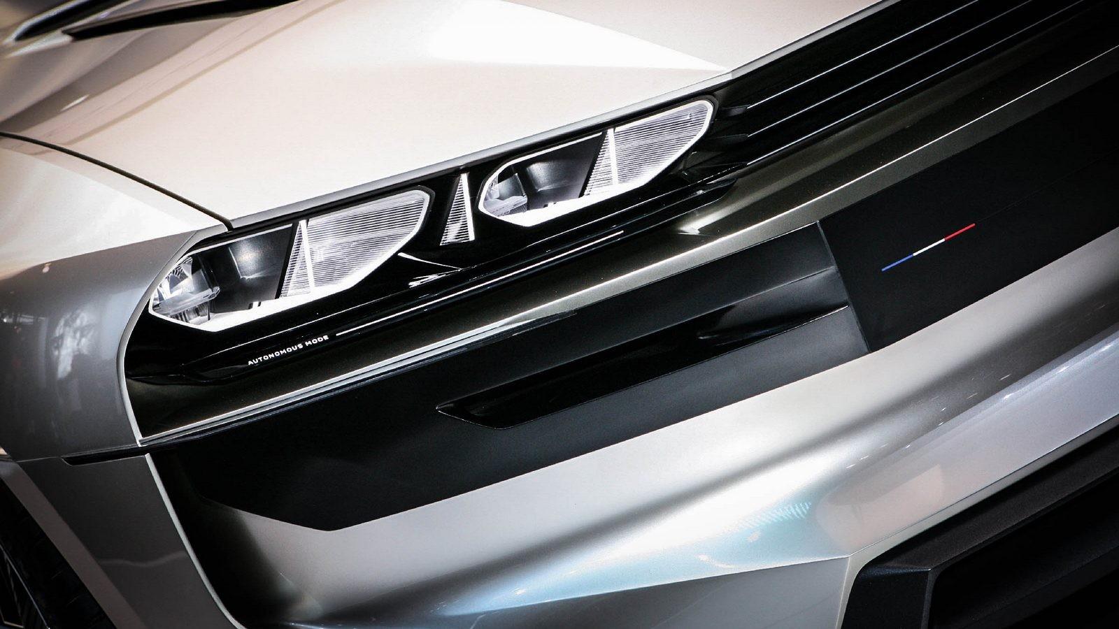 Peugeot e-Legend фара