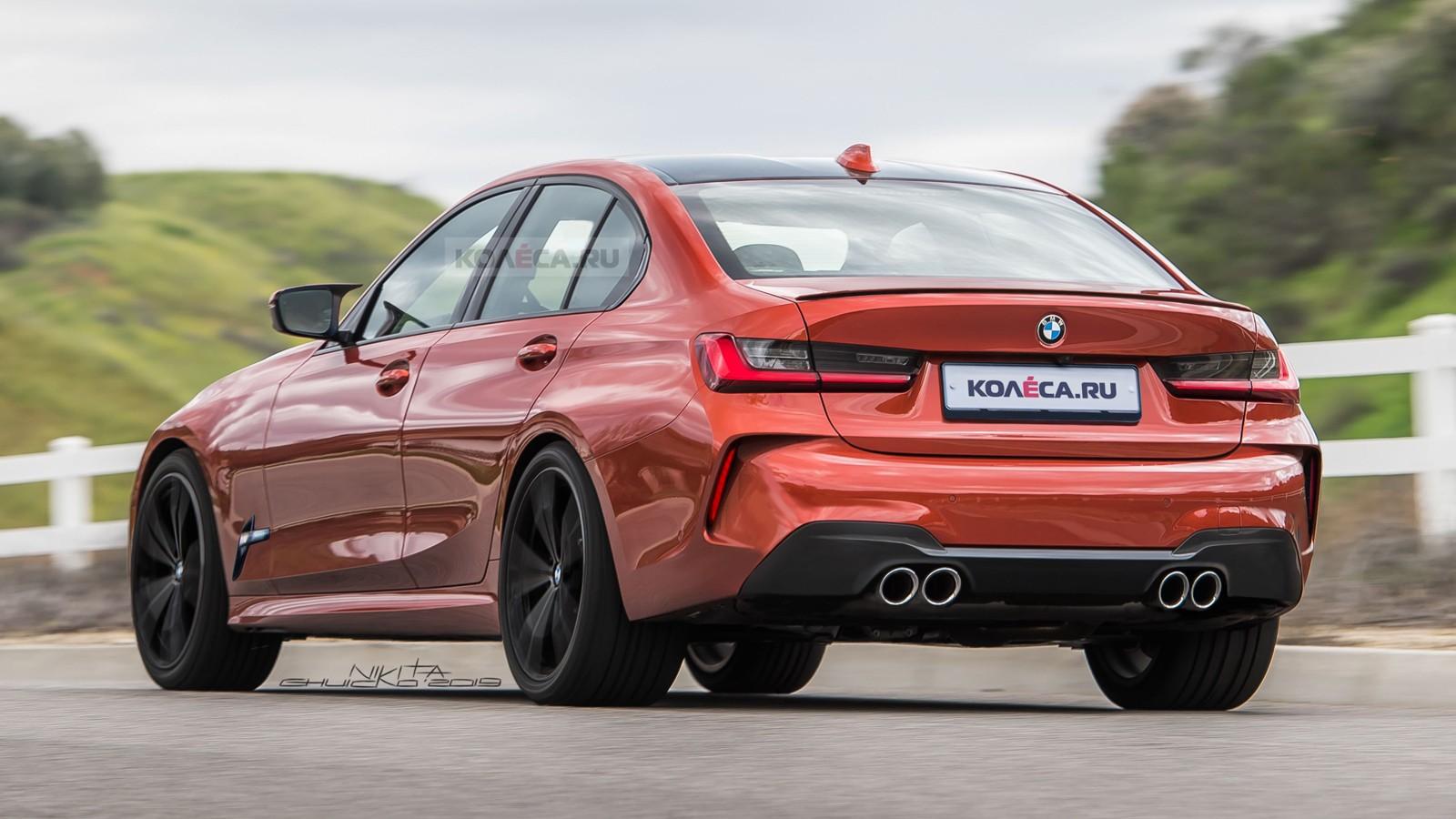 BMW M3 rear2