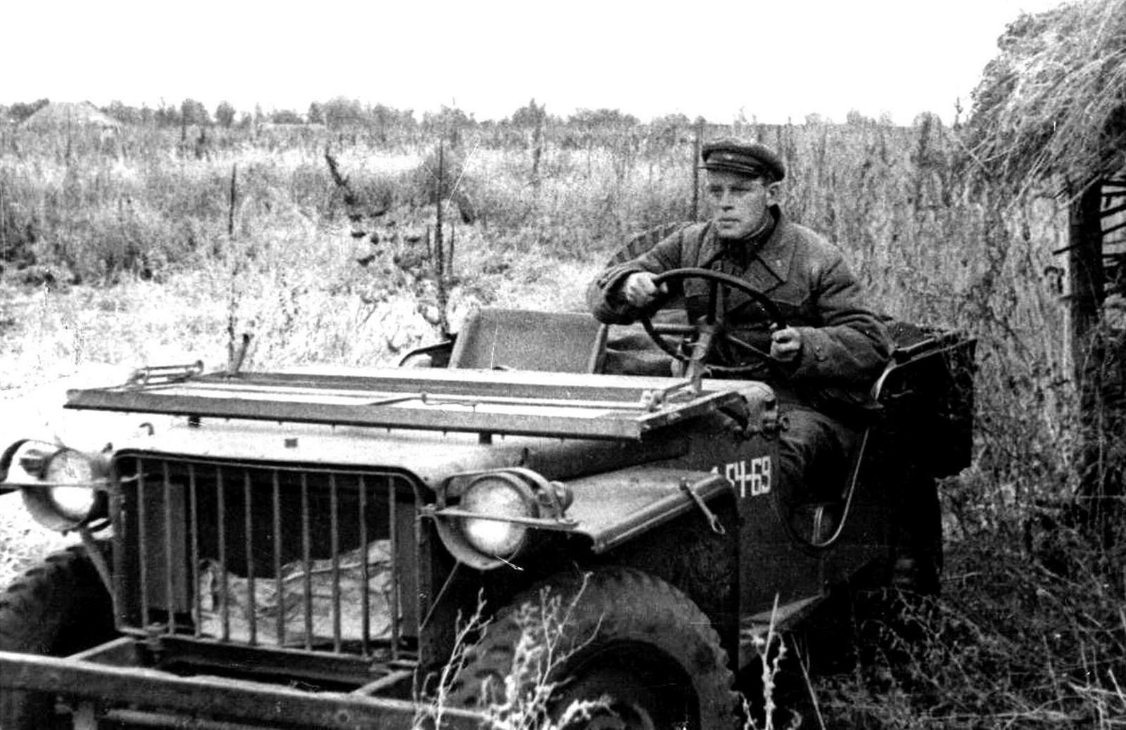 Джипы Виллис. История легенды (Евгений Хацкельсон) / Проза.ру