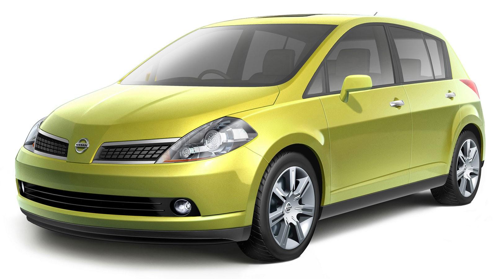 Nissan C-Note Concept '10.2003