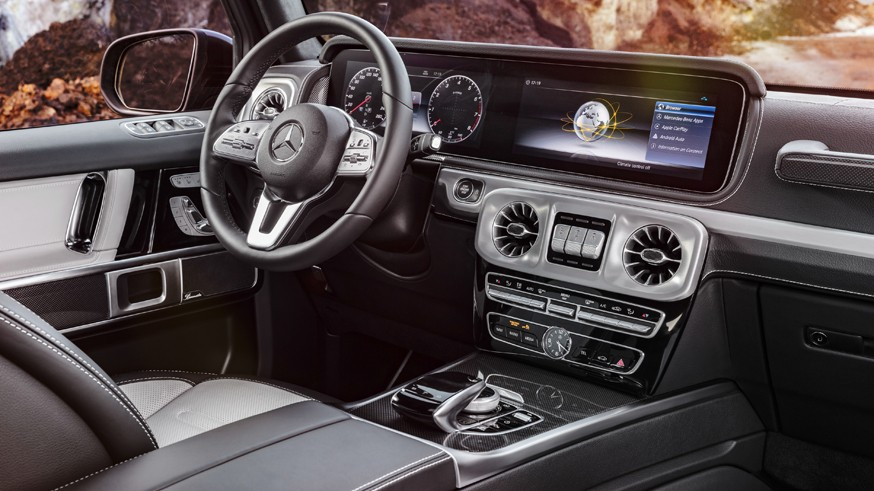 Mercedes готовит «зелёный» G-Class: он может получить двухмоторную установку и запас хода 500 км