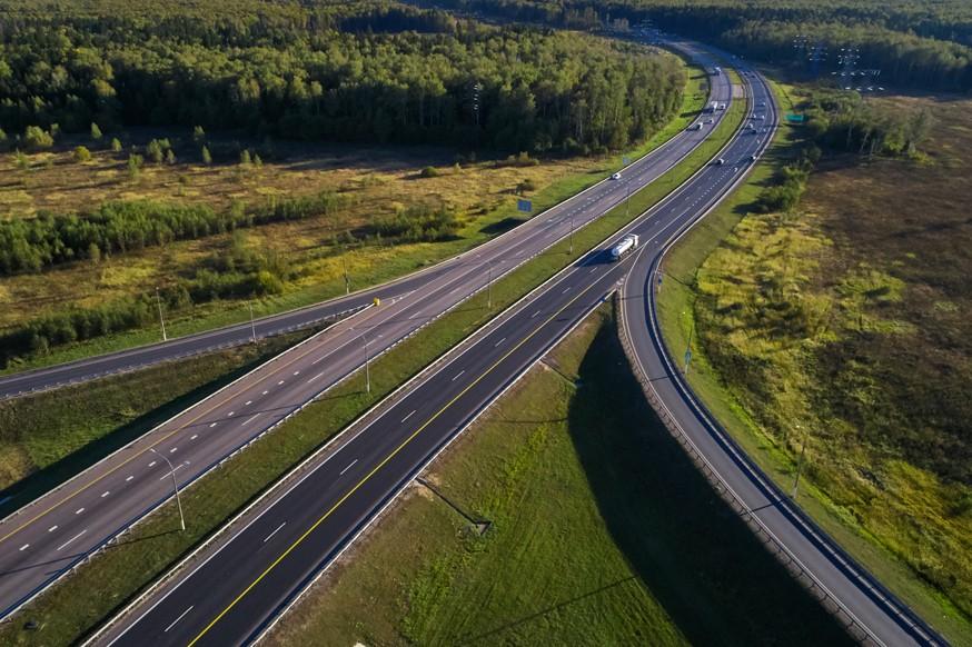 Масштабный проект: строительство платной трассы М-12 от Москвы до Казани продолжается