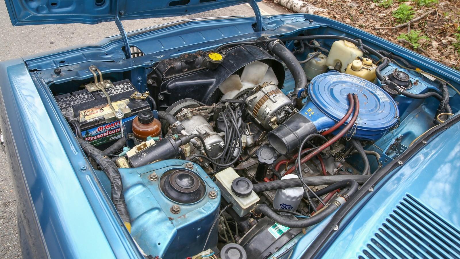 Mazda RX-5 двигатель