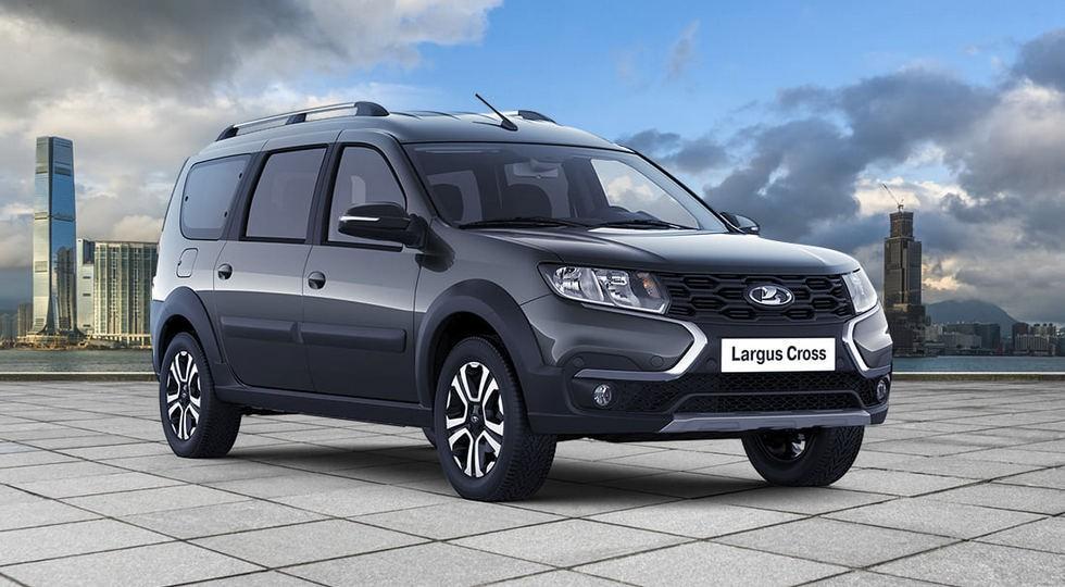 Обновлённый Lada Largus выходит на рынок: салон, как у Дастера, икс-фейс и доработанный мотор