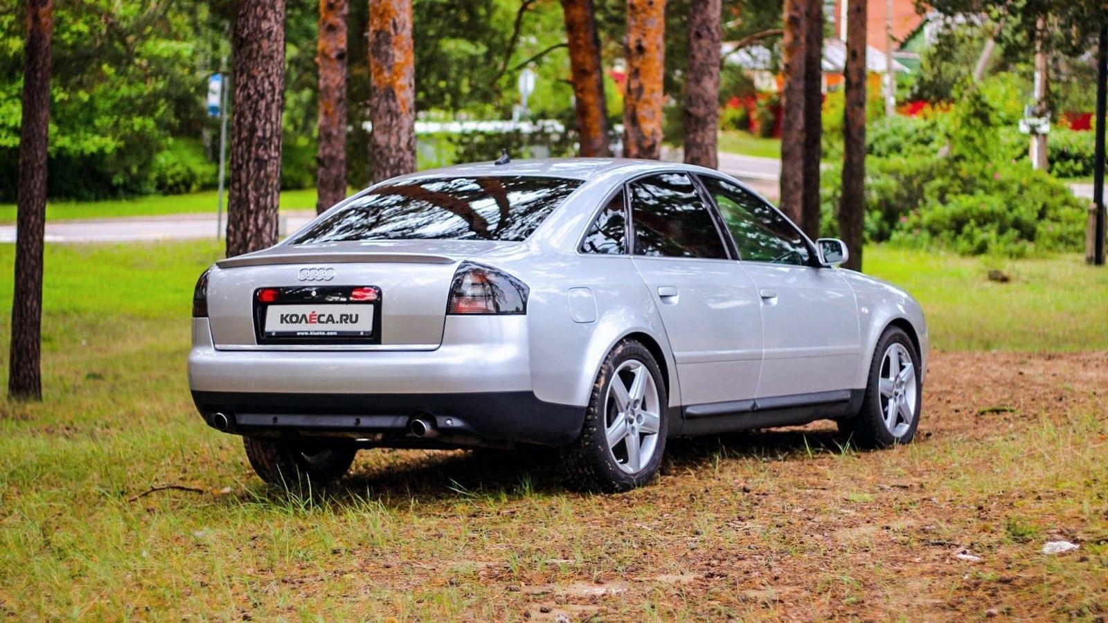 Audi A6 II сзади (2)