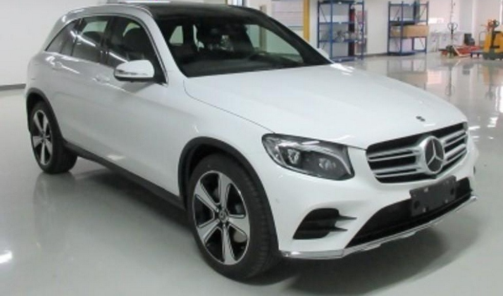 Mercedes-Benz GLC-L