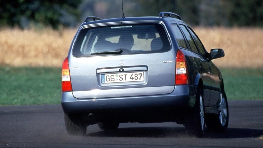 Opel Astra Caravan (G) '1998–2004