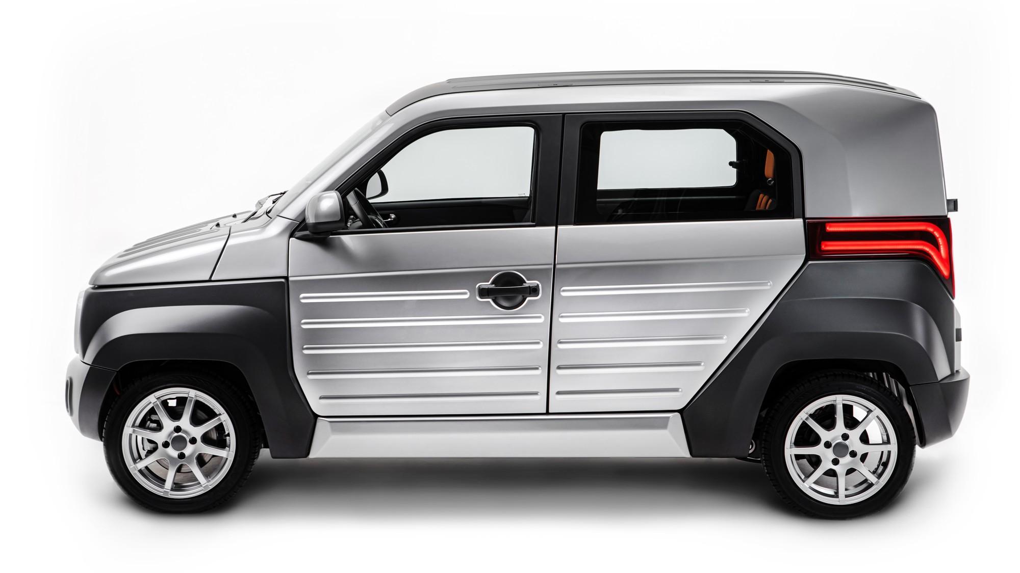 ACM City One: дешёвый электромобиль из Германии со сменными батареями