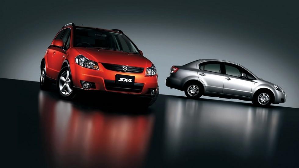 Suzuki SX4 '2006–н.в.