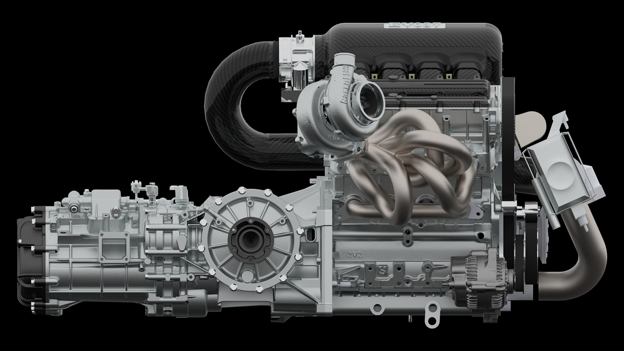 Легендарная Lancia 037 возродилась как Kimera EVO37: карбоновый кузов и 505 л.с.