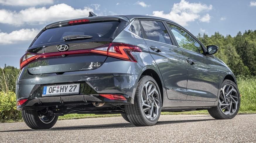 Ещё один бюджетный кроссовер Hyundai: это Bayon, и он приедет в Европу