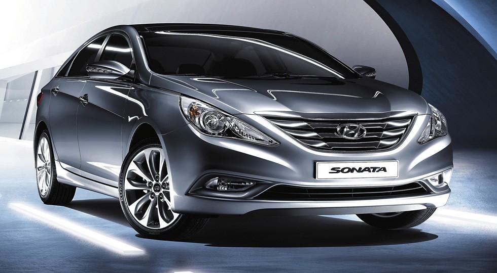 На фото: Hyundai Grandeur